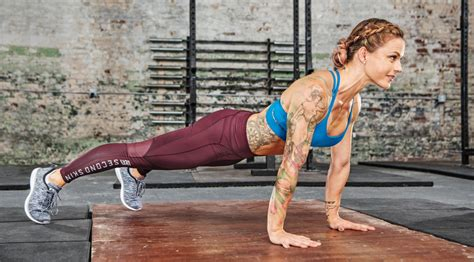 5 Simple Tips to a Better Body From CrossFit Star
