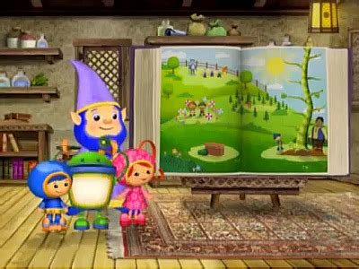 Team Umizoomi - Lost Fairy Tales in the City @ TheTVDB