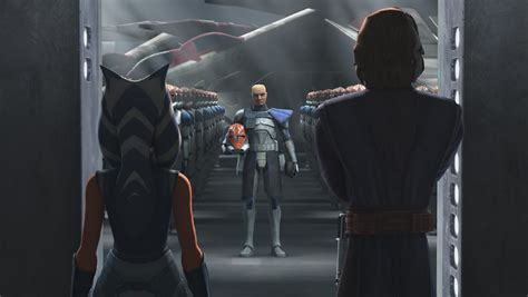 THE CLONE WARS Teases the Siege of Mandalore in Final