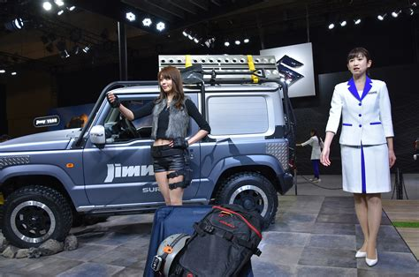 Suzuki Joins The Jimny Makeover Party With Woody Pickup
