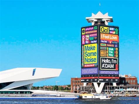 An iconic development in the heart of Amsterdam: A'DAM