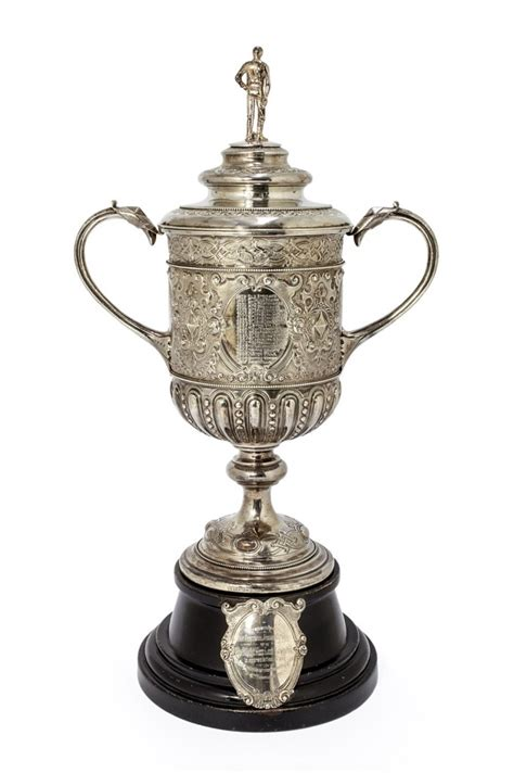 FA Cup Trophy, 1896 - National Football Museum