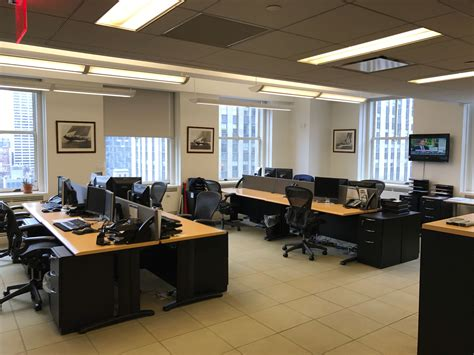 Small Furnished Office Space Opportunity in Rockefeller