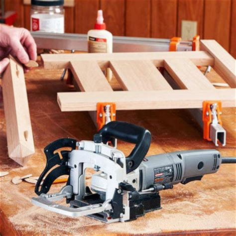 Tool review: Biscuit Joiners
