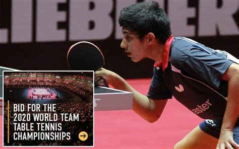 Table Tennis North America Submits Letter of Interest To
