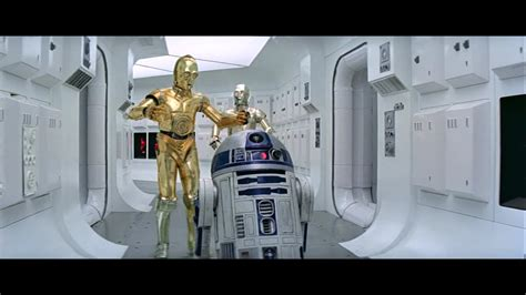 """""""Fuck off did C3PO have a silver leg"""" - Man that has seen"""