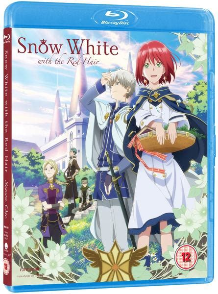 Snow White with the Red Hair - Season 1 Blu-ray – alltheanime