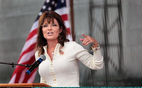 Sarah Palin says she doesn't get sexually harassed because