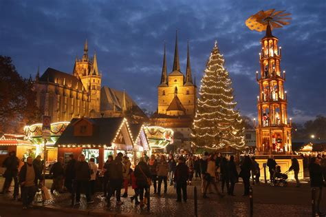 The best Christmas markets in Europe from Berlin to Prague