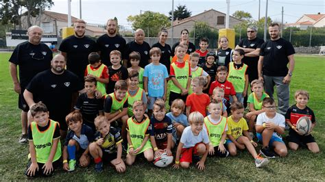 École de rugby | Rugby Club Six-Fours - Le Brusc