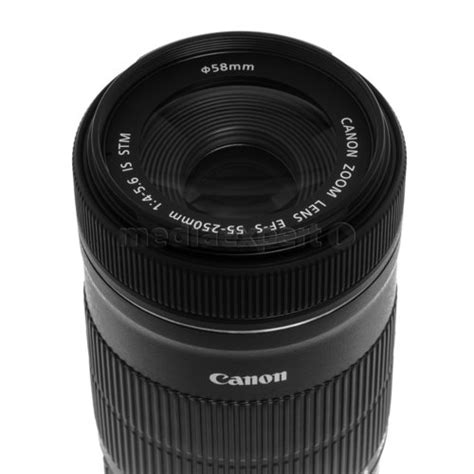 CANON EF-S 55-250 mm f/4-5