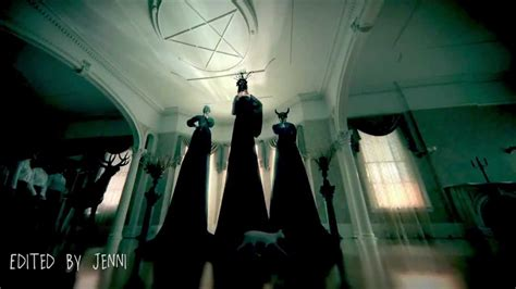 {AHS:Coven} When Witches Don't Fight We Burn - YouTube