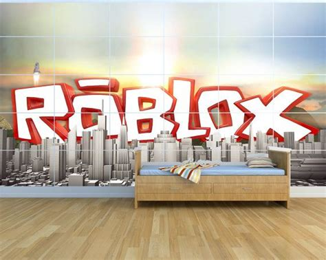 Roblox HUGE KIDS Massive Wall Poster/Picture/Art by