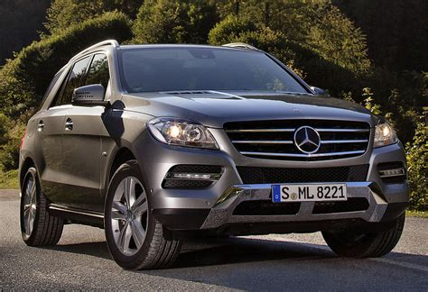 Explained: Why it's the M-Class and not ML-Class