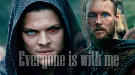 Ivar the Boneless & Ubbe Ragnarsson | Everyone is with me