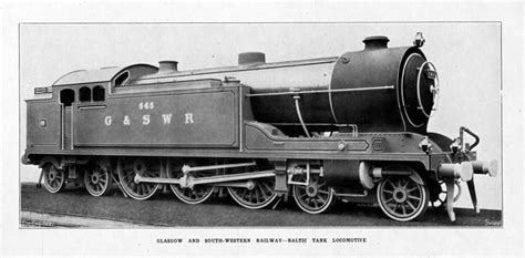 Glasgow and South Western Railway - Graces Guide