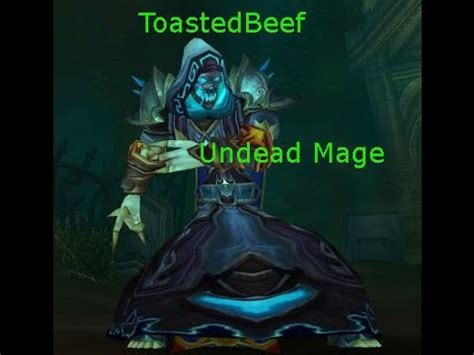 WoW: Undead Mage Episode 1 - YouTube