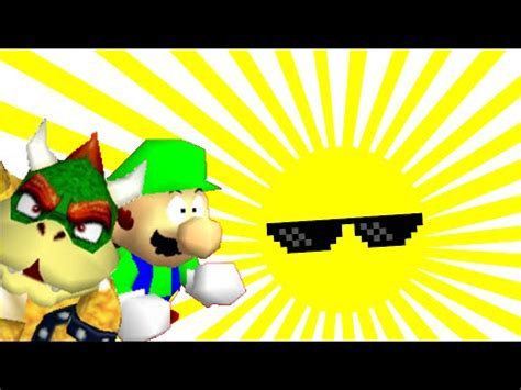 super mario 64 bloopers: SwagQuest - YouTube