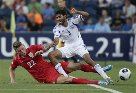 Mideast Israel U21 Europeans Soccer » Who Ate all the Pies