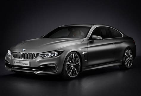 BMW 4 Series Concept Leaked