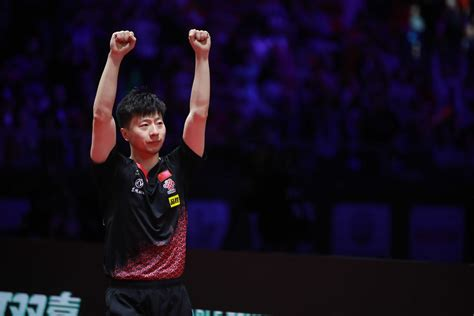 Greatest of all time? Ma Long wins third straight World