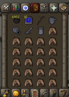 A f2p veteran's journey into p2p, day four