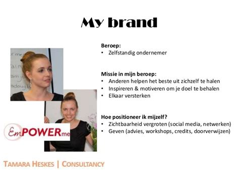 Personal branding - Women at the Top