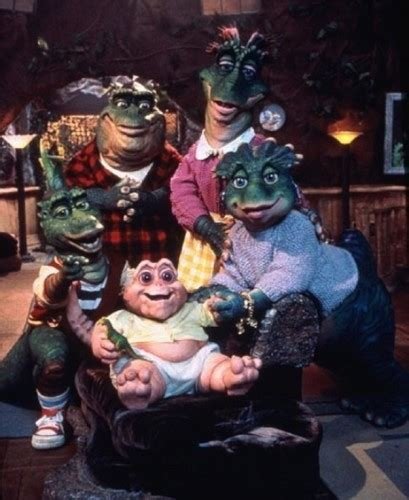 10 reasons Dinosaurs was the best sitcom ever shown on