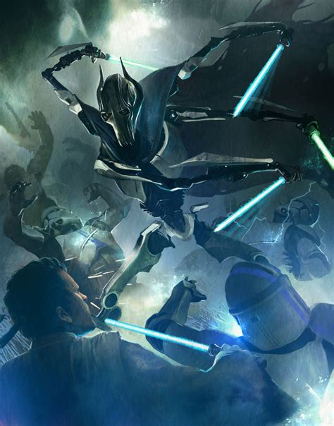 Grievous   Star Wars Canon Extended Wikia   FANDOM powered