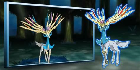 PSA: Go pick up your Shiny Xerneas in Pokemon now