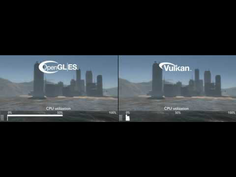 Vulkan™ - A Royalty Free Parallel Of DirectX 12 Is Now