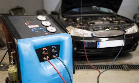 Air Conditioning Re-Gas - Crowthorne Service Centre   Groupon