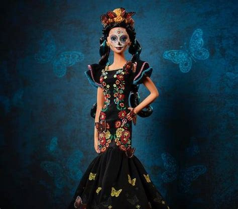 Barbie Is Releasing A Day Of The Dead Doll In Honor of