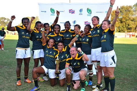 South Africa qualify for Rio 2016