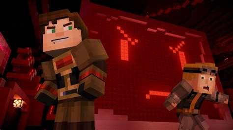 Minecraft: Story Mode add-on series continues this week