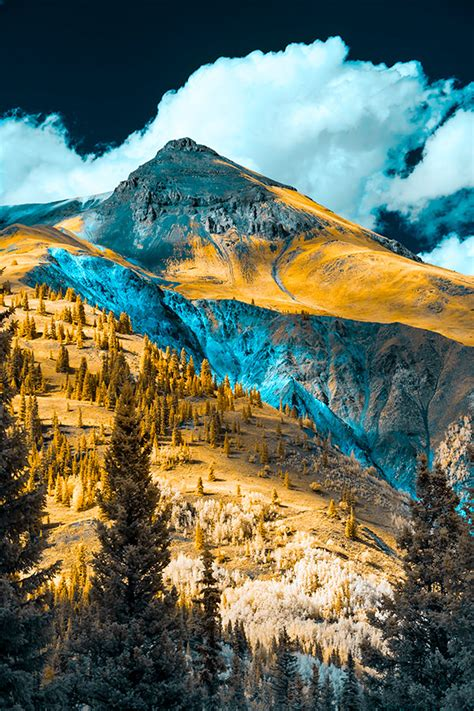 Infrared Photography: Getting More Color From Your 720nm
